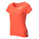 inov-8 AT/C Dri Release SS Shirt Women coral